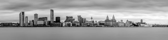 Liverpool Merseyside Royalty Free Stock Photography