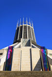 Liverpool Metropolitan Cathedral Royalty Free Stock Photography