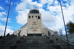 Liverpool Metropolitan Cathedral Royalty Free Stock Photo