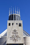 Liverpool Metropolitan Cathedral Stock Photography