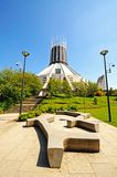 Liverpool Metropolitan Cathedral. Royalty Free Stock Images