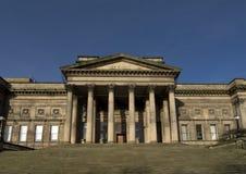liverpool museum royaltyfria bilder