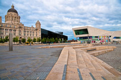 Liverpool Museum Royalty Free Stock Photos