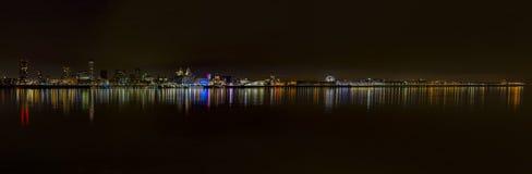 Liverpool nabrzeże 2 Zdjęcie Stock