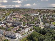 Liverpool och Merseyen Royaltyfri Bild