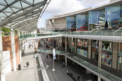 Liverpool One mall Royalty Free Stock Photos