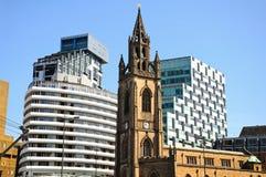 Liverpool Parish Church. Royalty Free Stock Image