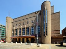 Liverpool Philharmonic Hall. Royalty Free Stock Photo