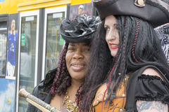 Liverpool Pirate Festival - Editorial Royalty Free Stock Images