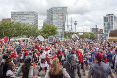Liverpool Pirate Festival - Editorial Stock Images