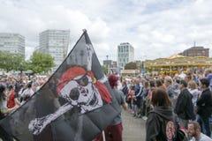 Liverpool Pirate Festival - Editorial Stock Image