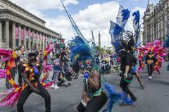 Liverpool Pride 2018 Stock Photography