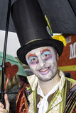 Liverpool Pride - Love is no Crime mad hatter Royalty Free Stock Photography