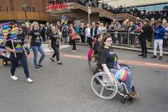 Liverpool Pride 2017 Royalty Free Stock Image