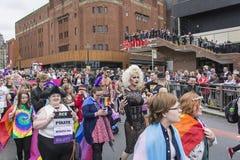 Liverpool Pride 2017 Royalty Free Stock Photos