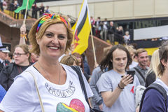 Liverpool Pride 2017 Royalty Free Stock Photo