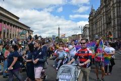 Liverpool Pride 2018 Royalty Free Stock Image