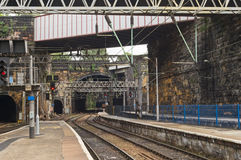 Liverpool railway station Stock Image