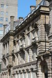 Liverpool residential architecture Stock Photography