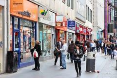 Liverpool shopping Stock Photos