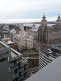 Liverpool-Skyline Lizenzfreies Stockfoto