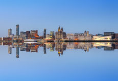 Free Liverpool Skyline Royalty Free Stock Image - 52159866