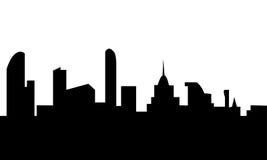 Liverpool Skyline Stock Image