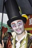 Liverpool-Stolz - Liebe ist kein wütender Hutmacher des Verbrechens lizenzfreie stockfotografie