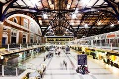 Liverpool-Straßen-Station Stockfotografie