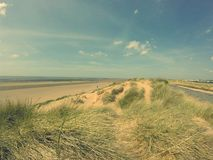 Liverpool strand Royaltyfri Bild