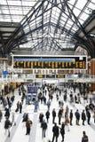 Liverpool Street Station Royalty Free Stock Photo