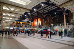 Liverpool Street Station Royalty Free Stock Image