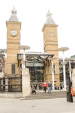 Liverpool Street Station, London Royalty Free Stock Image
