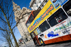 Liverpool Tours Royalty Free Stock Photos