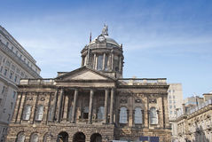 Liverpool Town Hall Royalty Free Stock Photos
