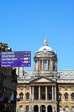 Liverpool Town Hall. Royalty Free Stock Photo