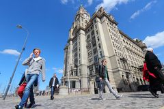 Liverpool Stock Photography