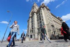 Liverpool Stock Photography