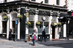 Liverpool pub Stock Images