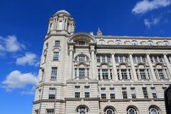 Liverpool, UK Royalty Free Stock Photos