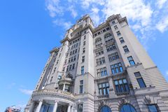 Liverpool, UK Royalty Free Stock Image