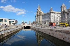 Liverpool UK Stock Photography