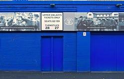 LIVERPOOL UK STYCZEŃ 8TH 2016 Goodison parka stadium, dom Ev Zdjęcie Stock