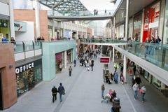 Liverpool UM centro de compra Imagens de Stock