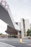 Liverpool une gare routière Photo stock