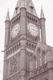 Liverpool University Victoria Building Stock Photography