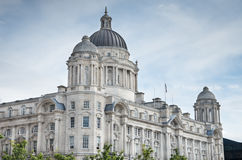 Liverpool. Royalty Free Stock Image