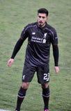 Liverpool vs Sion Stock Photo