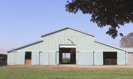 Livestock Building Royalty Free Stock Image