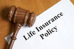 Livförsäkring arkivfoto
